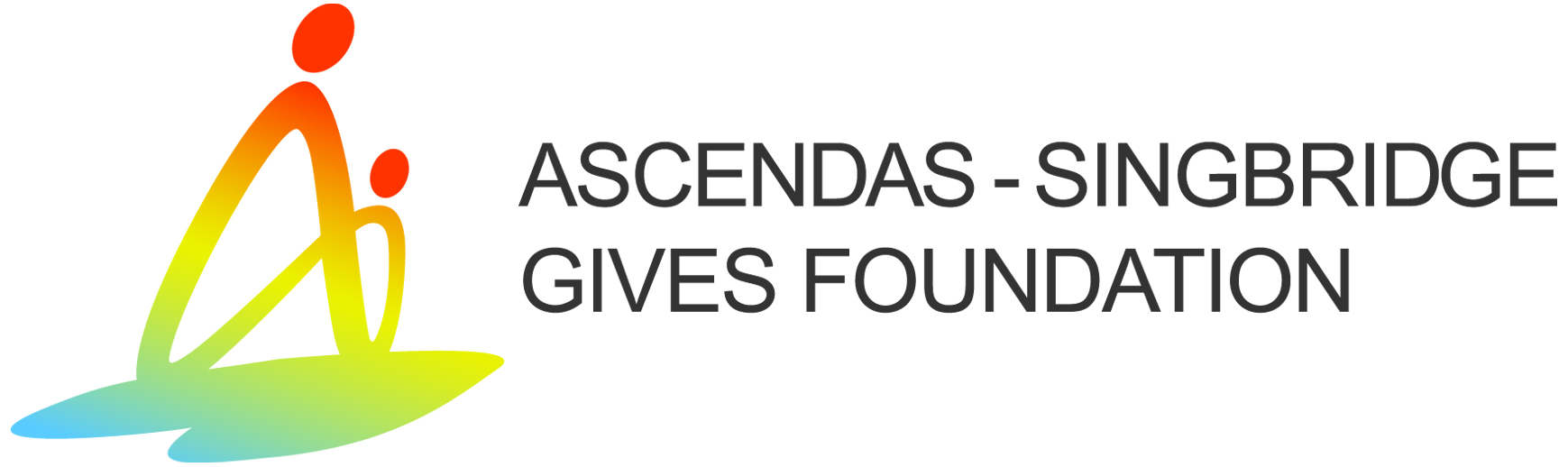 Ascendas-Singbridge Logo Foundation English